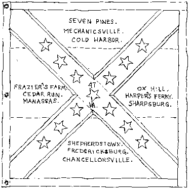 1st Flag of the 47th Virginia Infantry
